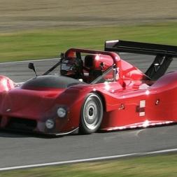 Ferrari 333 SP V12 Sound - Accelerations, Fly Bys & Flames