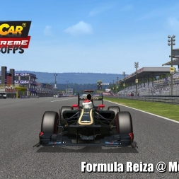 Formula Reiza @ Monza Historic Driver's View - Stock Car Extreme 60FPS