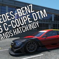 Let's Play | Project CARS | Mercedes-Benz AMG C Coupé DTM