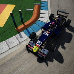 Assetto Corsa Dallara F312 Formula 3 by RSR @ Hockenheim