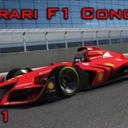 Assetto Corsa: Ferrari F1 Concept Review - Episode 71