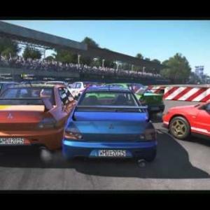 Project Cars Monza Short Race atempt (1080p60fps)