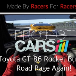 Project Cars - Project Cars Toyota GT-86 Rocket Bunny GT Edition