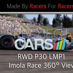 Project Cars - RWD P30 LMP1 - 360º View