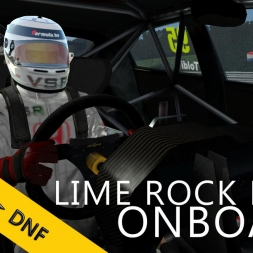 Simracing PRO | Honda Civic Challenge | Lime Rock Park R1 | Balazs Toldi OnBoard