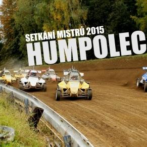 KARTCROSS - Humpolec /// BERNARD CUP - Setkání mistrů 2015