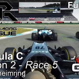 GRID Autosport | NRL - Formula C - S2 - Round 5 - Hockenheimring (Official Highlights)