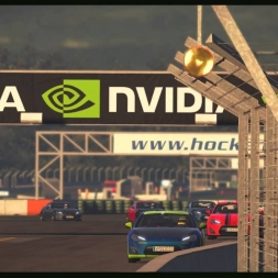 Project Cars Toyota's @ Hockenheim Replay (1080p60fps)
