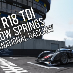 Let's Play | Project CARS | Audi R18 TDI