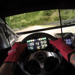 Assetto Corsa - Lamborghini Huracan GT3 @ Nordschleife - Onboard triple Screen