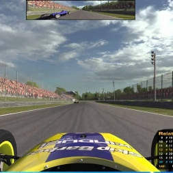 iRacing Skip Barber at Monza Junior - Good close racing