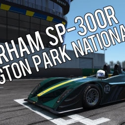 Let's Play | Project CARS | Caterham SP-300R