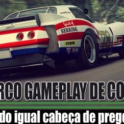 [TRC] EP105 - Race Room Racing: Apanhando igual cabeça de prego (60fps)