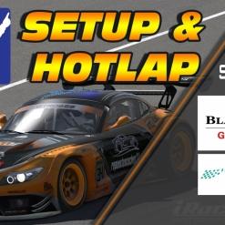 iRacing BMW Z4 GT3 @ Suzuka | Setup & Hotlap 2'00.819 | Season 4 - 2015