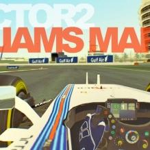 rFactor 2 F1 2015 Valteri Bottas Bahrain International Circuit  _ Testing