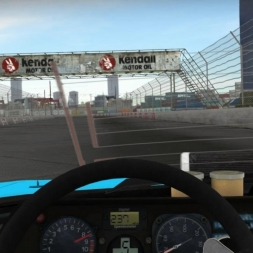 Toyota Celica GTO '87 @ Lester Driver's View - rFactor 2 60FPS