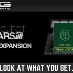 Project Cars :: Classic Lotus & Track pack DLC