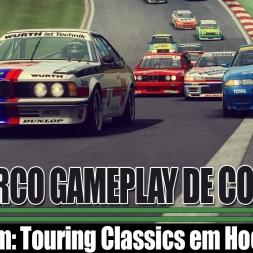 [TRC] EP106 - RaceRoom Racing: Touring Classics em Hockenheim