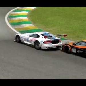 GSCEx - EEC GT Sprint - Interlagos - Battle