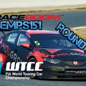 RaceRoom WTCC Career, Demps151 #4