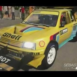 Sebastien Loeb Rally Evo - Pikes Peak Cars Presentation