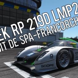 Let's Play   Project CARS   Marek RP 219D LMP2