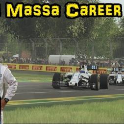 F1 2015 - Felipe Massa Career Mode Season 3 - Ep1: Australia