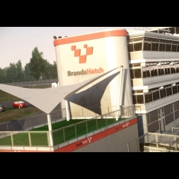 Assetto Corsa Dream Pack 3 - Brands Hatch