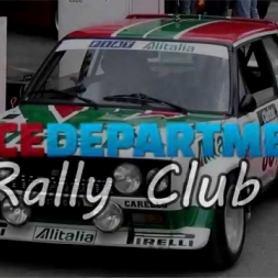 Race Department Rally Club - Dirt Rally 70's cars + Mixed Stages SS1