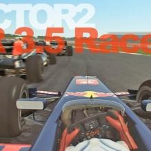 rFactor 2 WSR 3.5 Race Silverstone _ First lap