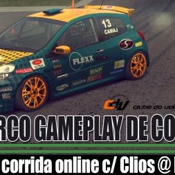 [TRC] EP108 - Corrida online pela Race2Play com o pessoal do Cube do Volante