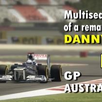 01 Danny Hoven Career 2012 Round 1 - GP Australia