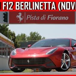 ★ Assetto Corsa - Ferrari F12 Berlinetta ( Novitec Rosso ) ★