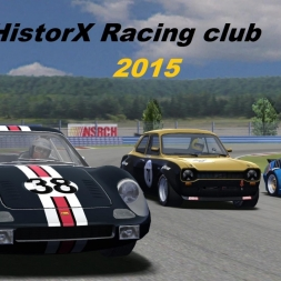 HistorX Racing Club 2015 2