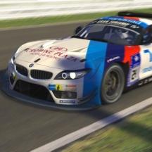 iRacing: BMW Z4 GT3 at Suzuka GP: Lap+Onboard