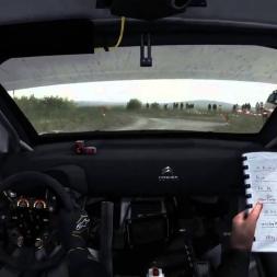 DiRT Rally - WR - Bidno Moorland - C4 WRC - 2:52.859