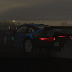 VEC Interlagos - Driving in the dusk