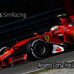 F1Simgames Assetto Corsa MGR F1 2015 @ Sochi