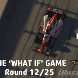 """iRacing: The 'What If' Game"" (Verizon IndyCar Winter Series Round 12: Indianapolis Motor Speedway)"