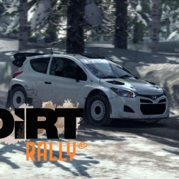Dirt Rally - First Drive in Sweden