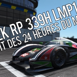 Let's Play | Project CARS | Marek RP 339H LMP1