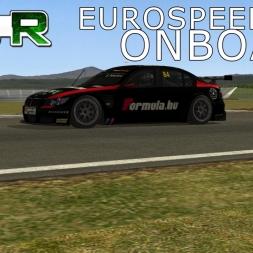 VSR HTCC Extreme 2014 | Eurospeedway Lausitz | Balazs Toldi OnBoard