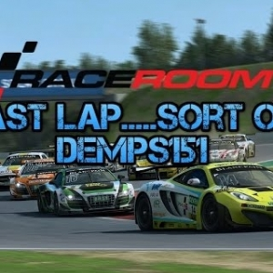 RaceRoom Experience, Hot Laps GT3