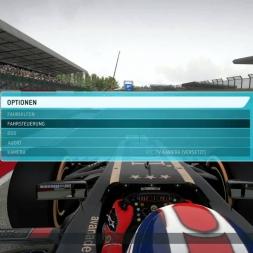 F1 2013 Karriere (S1) Silverstone Lotus 1:31,291 + Setup