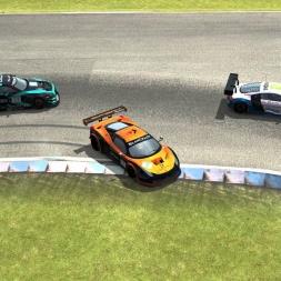 GSCEX Online - EEC GT Sprint - Round 2 Donington - Highlights