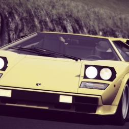 Lamborghini Countach (Short film) 60fps