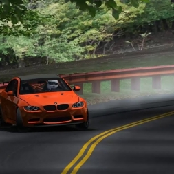 Duryea Hill Climb | BMW M3 GTS | Drift & Hill Climbing