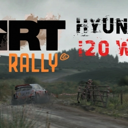Dirt Rally - i20 WRC in GB