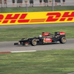 F1 2013 Racenet Event Silverstone Lotus 1:28,898 + Setup