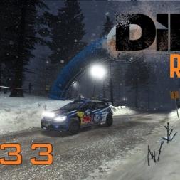 DiRT Rally Gameplay: Winter Wonderland (1.0) Review - Episode 33